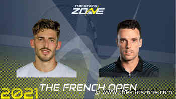 2021 French Open First Round – Mario Vilella Martinez vs Roberto Bautista Agut Preview & Prediction - The Stats Zone