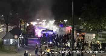 Keine Maifeiern in Simmerath: Bushof wird wieder für Traktoren gesperrt - Aachener Nachrichten