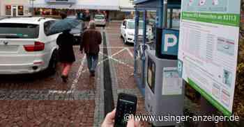Parkscheinautomat in Kronberg aufgebrochen - Usinger Anzeiger