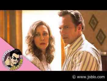 Vera Farmiga and Patrick Wilson interviews - THE CONJURING 3: THE DEVIL MADE ME DO IT (2021) - JoBlo.com