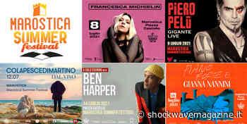 Si preannuncia una straordinaria estate live 2021 del Marostica Summer Festival - Shockwave Magazine