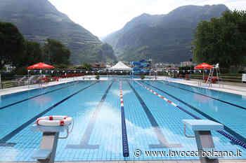 Primi tuffi al lido di Laives: consentito l'accesso fino a 1000 persone - La Voce di Bolzano