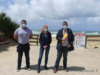 Tarnos : l'ensablement des plages tarnosiennes sous surveillance - Sud Ouest