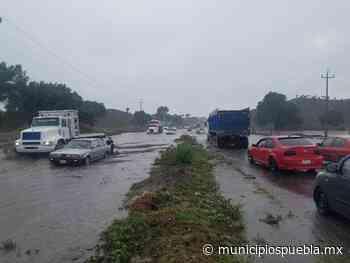 Alertan por fuertes lluvias en Serdán, Angelópolis y Atlixco - Municipios Puebla