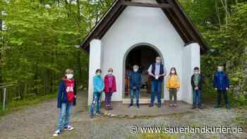 400 Gebete gespendet: Besondere Aktion der Kommunionkinder in Giershagen - sauerlandkurier.de