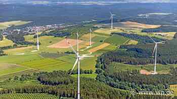 Brilon-Marsberg: Windkraft-Lobby gegen Vogelschutzgebiet - WP News