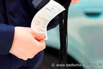 In Hartheim wird ein Gemeindevollzugsdienst bald Knöllchen verteilen - Hartheim - Badische Zeitung - Badische Zeitung