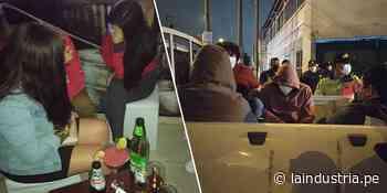 """Trujillo: clausuran locales """"Los Previos"""", """"El Olimpo"""" [Fotos] - La Industria.pe"""
