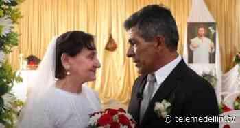 Gabriel y Ligia encontraron el amor en un asilo de Marinilla - Telemedellín