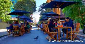 En Santa Rita replicarán modalidad de locales gastronómicos en las calles para mover economía - La Nación