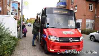 Bürgerbusse in Weyhe, Syke und Bassum: Zurück auf der Straße - WESER-KURIER - WESER-KURIER
