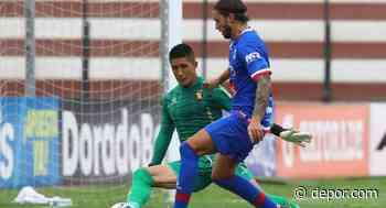 Melgar sufre en la Liga 1: Mannucci los derrotó 2-1 con goles de Lutiger y Fuentes - Diario Depor