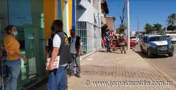 Covid-19 no Oeste da Bahia: fiscalização interdita comércios em Formosa do Rio Preto - Jornal da Mídia