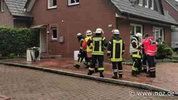 33 Feuerwehrleute vor Ort: Einsatz in Lengerich: Nicht Haus, sondern Wäschetrockner brennt - noz.de - Neue Osnabrücker Zeitung