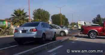 ATENCIÓN: Bloqueo total en carretera Actopan-Ixmiquilpan - Periódico AM