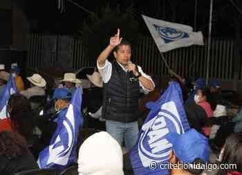 El rescate de Ixmiquilpan no se podrá parar: Edmundo Ramírez - Criterio Hidalgo