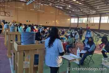 Pobladores de Ixmiquilpan dudan sobre recibir vacuna - Criterio Hidalgo