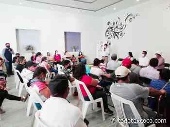 Vamos a ganar porque muchos deseamos cosas buenas para Ixmiquilpan: Anel Torres - Noticias de Texcoco