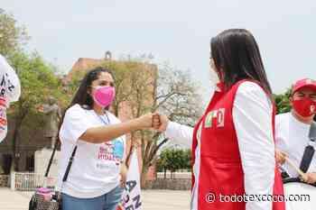 En Ixmiquilpan debemos erradicar la violencia contra la mujer: Anel Torres - Noticias de Texcoco