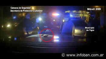Detienen en Don Torcuato a un sujeto que realizó una entradera en El Talar - InfoBan
