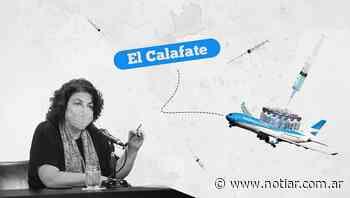 La ruta de las vacunas a El Calafate: la urgencia que no fue y el misterio sobre su destino final - Por Cecilia Di Lodovico - notiar.com.ar