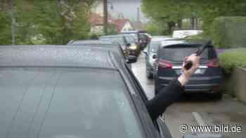 Herzogenrath: Polizeieinsatz nach Schüssen aus Hochzeits-Korso - BILD