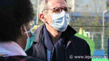 Départementales en Seine-Saint-Denis : à La Courneuve, le socialiste Stéphane Troussel défend sa présidence - Le Parisien