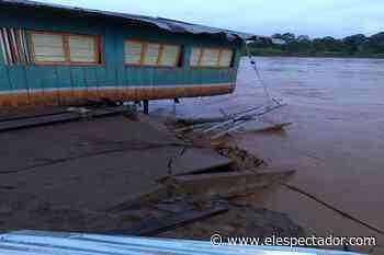 Unas 800 familias fueron afectadas por las lluvias en Vigía del Fuerte, Antioquia - elespectador.com