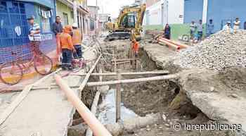 Piura: alcalde pide acelerar proyecto de agua y alcantarillado para Catacaos - LaRepública.pe