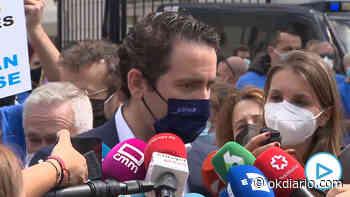 Génova arremete contra el Gobierno por los indultos a los condenados del 'procés' y advierte qu... - OKDIARIO