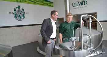 Die Brauerei Bauhöfer in Renchen-Ulm hofft auf mehr Normalität nach Corona - BNN - Badische Neueste Nachrichten
