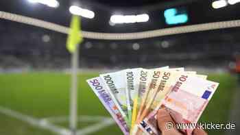 Bundesliga: 193,6 Millionen für Vermittler