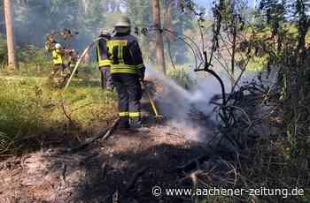 Frau aus Roetgen verurteilt: Unter Tränen Serie von Brandstiftungen gestanden - Aachener Zeitung