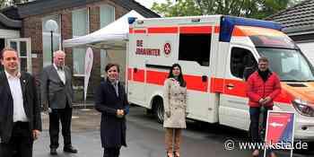 Rhein-Erft: Mobile Corona-Teststation fährt ab sofort durch Erftstadt - Kölner Stadt-Anzeiger