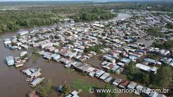 Manaus: Nível do rio Negro atinge 29,97 metros   Notícias Brasil - Diário Online