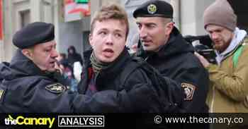 Edward Snowden calls out the US and its allies' hypocrisy in condemning Belarus - The Canary