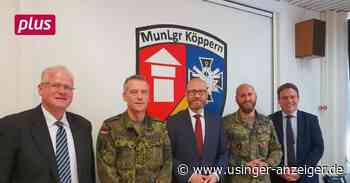 Wehrheim: Kommt eine Fotovoltaikanlage auf das Munitionsdepot? - Usinger Anzeiger