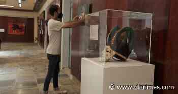 El Pati Jaume I acoge la muestra 'Les màscares de Jesús Arjona' del 1 al 21 de junio - Diari Més