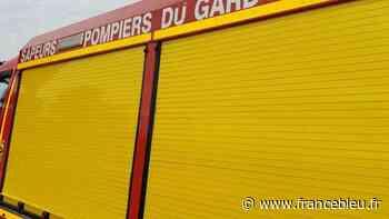 Un pompier légèrement blessé dans un incendie à Beaucaire - France Bleu