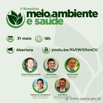 Centec e Prefeitura de Juazeiro do Norte promovem 1º Simpósio de Meio Ambiente e Saúde do Cariri - Ceará