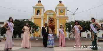 Inician 37° aniversario de creación política con coronación Miss Ascope 2021 - La Industria.pe