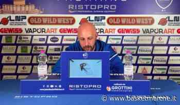 Janus, coach Pansa ''San Vendemiano brava a farci giocare sotto ritmo ma noi ci abbiamo messo del nostro'' - Serie B Tabellone 3 Semifinali - Basketmarche.it