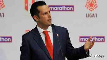 ¿Todo en Lima? Víctor Villavicencio aclaró dónde se jugará la Fase 2 de la Liga 1 Betsson - RPP Noticias