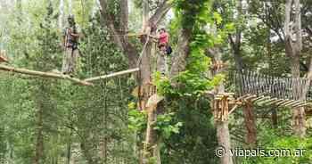 Construyen un parque aventura en Villavicencio y estará listo en julio 2021 - Vía País
