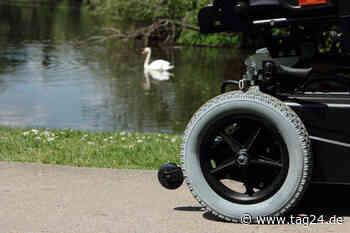 Männer klauen elektrischen Rollstuhl von Rentnerin für Spritztour - TAG24