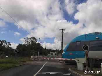 Accident à Sainte-Pazanne : un train percute une voiture à un passage à niveau - Le Courrier du Pays de Retz