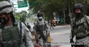 Duque anunció refuerzo militar en Popayán para aumentar 25% del pie de fuerza - Asuntos Legales