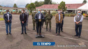 Duque ordena asistencia militar en Popayán y Cauca - El Tiempo