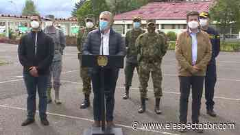 Duque ordena despliegue militar en Popayán para levantar bloqueos - El Espectador