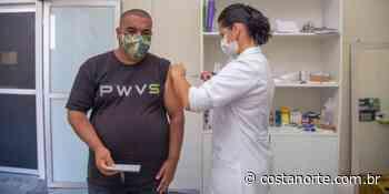 Ubatuba inicia vacinação contra covid-19 de pessoas com comorbidades e deficientes acima de 40 anos - Jornal Costa Norte
